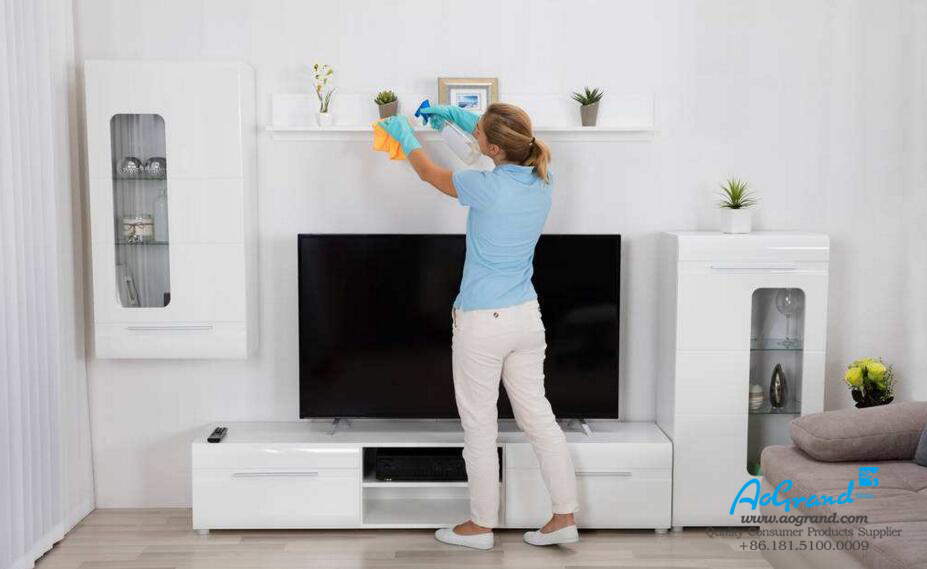 To Keep the Air Fresh,Household Cleaning Must Be Done