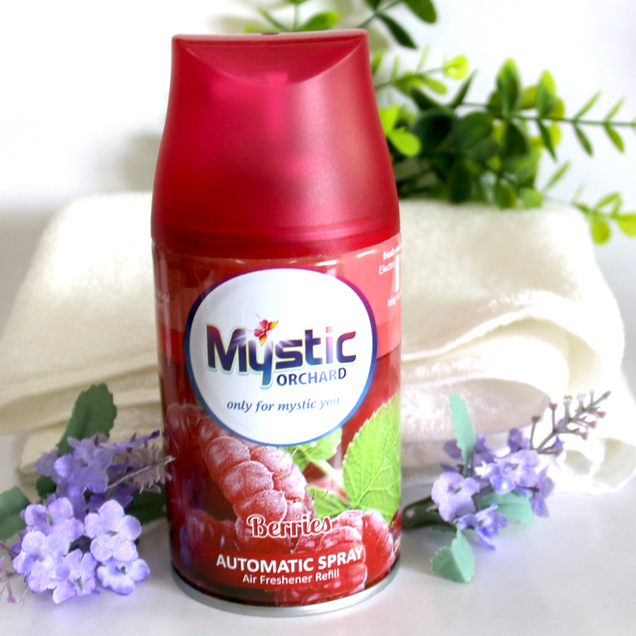 Air Freshener Refill Berries Scents 250ml MYSTIC ORCHARD