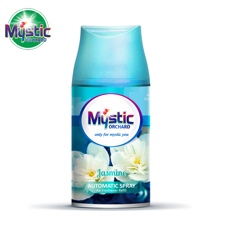 Air Freshener Refill Jasmine Scents 250ml MYSTIC ORCHARD