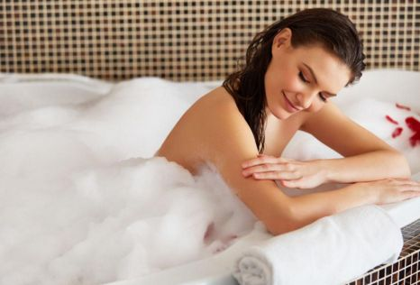 Use Cream Bath Properly, Keep Your Skin White and Bright