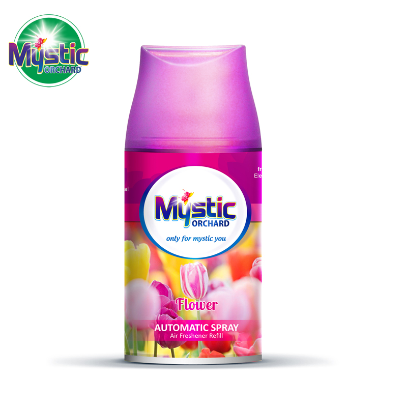 Air Freshener Refill Flower Scents 250ml MYSTIC ORCHARD