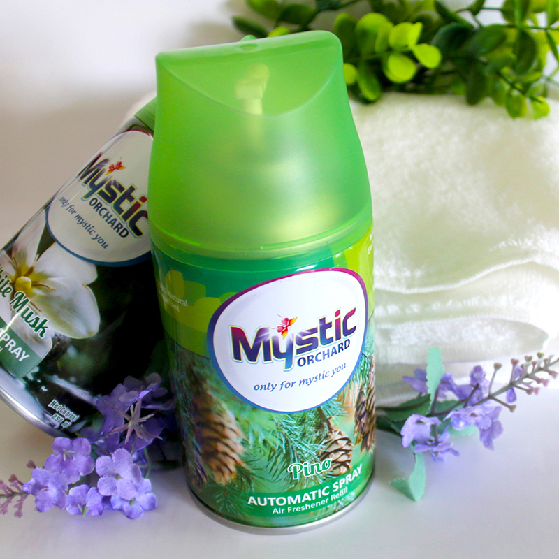 Air Freshener Refill Pino Scents 250ml MYSTIC ORCHARD