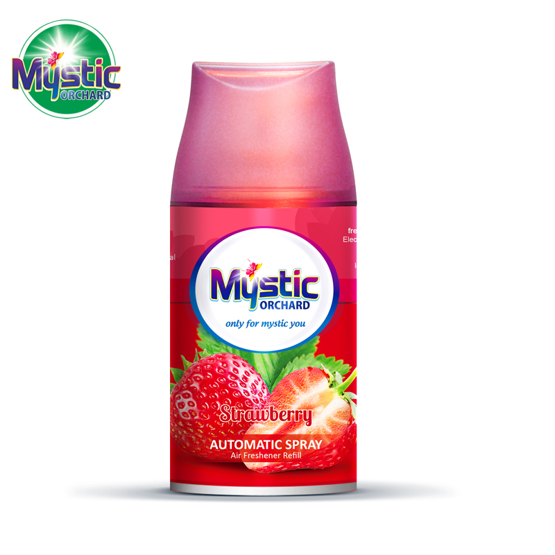 Air Freshener Refill Strawberry Scents 250ml MYSTIC ORCHARD